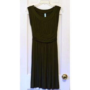 Gilli Olive Green Dress (Modcloth)
